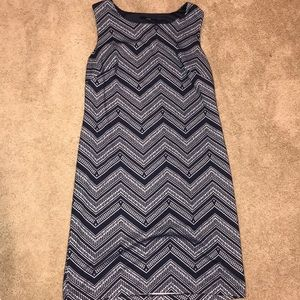 AGB Blue Dress